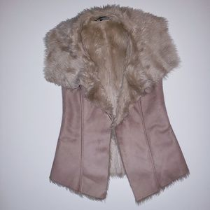 Armani Exchange Faux Vest